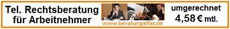 Telefonische Rechtsberatungen für Arbeitnehmer