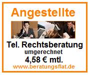 Telefonische Rechtsberatungen für Angestellte