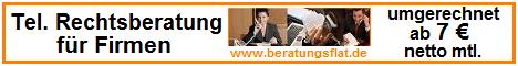 Telefonische Rechtsberatungen für Firmen